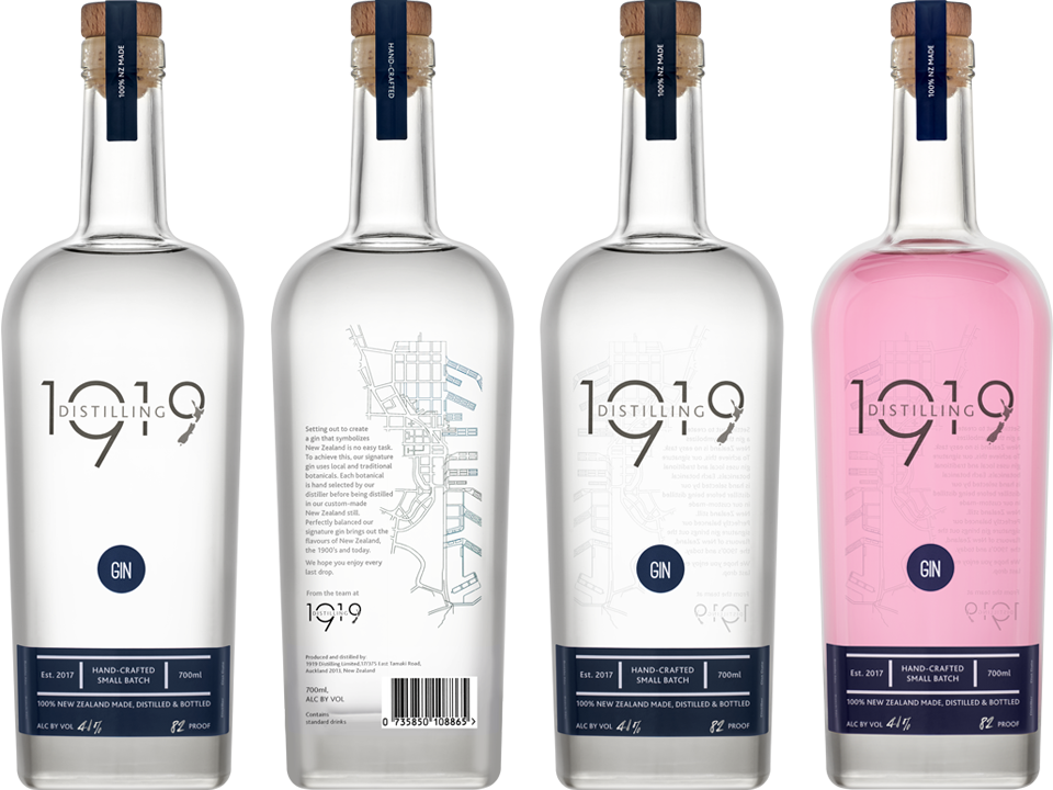 Product image for boutique liquor producer