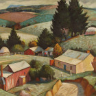 Pioneer Landscape