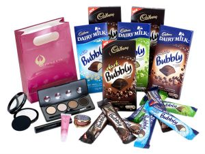 Prize promotional image for Cadbury