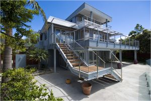Completed renovation, St Heliers